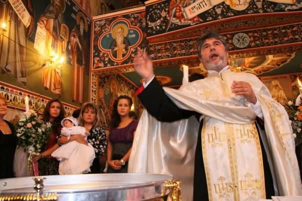 Pozele de la botezurile din Drumul Taberei