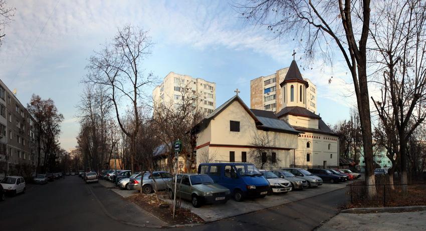 Fotografii botez biserica Sfântul Daniil Sihastrul