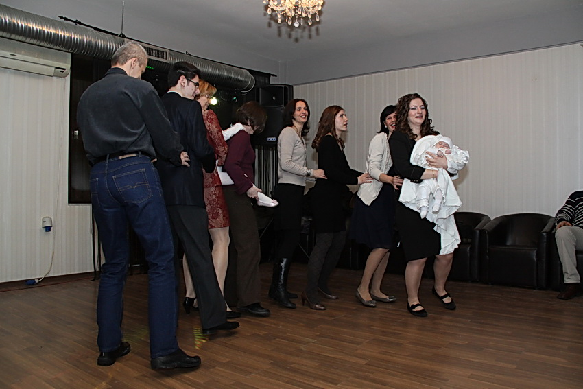Maria - dansul pinguinului